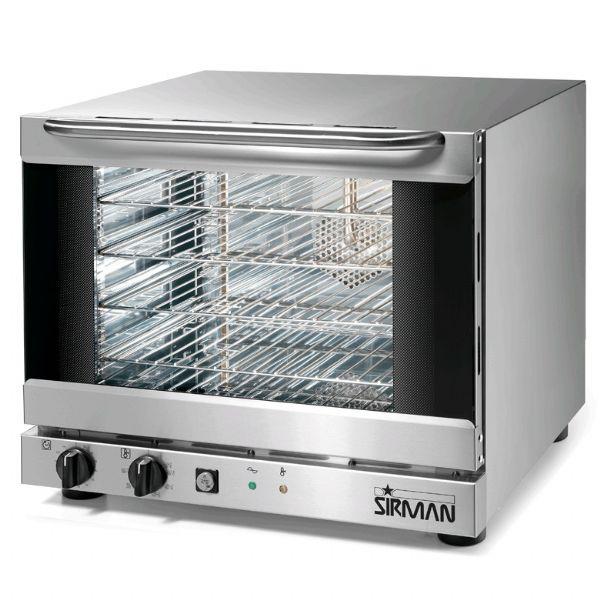 Fornetto a convezione elettrico con grill forni a for Forno elettrico da appoggio