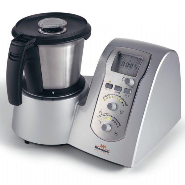 Attrezzature professionali per la ristorazione forniture - Robot da cucina con estrattore di succo ...