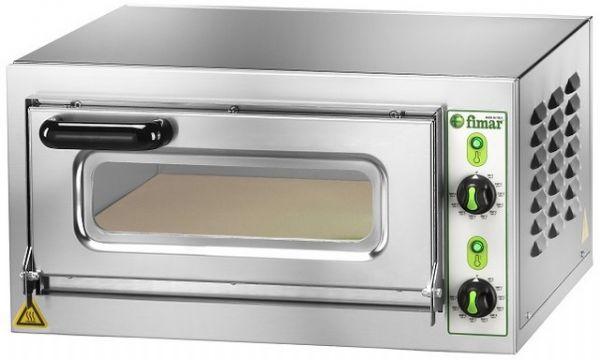 Forno pizza fimar elettrico monofase monocamera cm for Cottura pizza forno elettrico