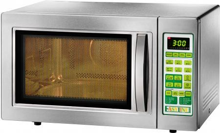 Forno a microonde ad un magnetron con convezione grill e for Cottura microonde